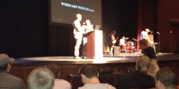 Image of WordCamp Phoenix 2012