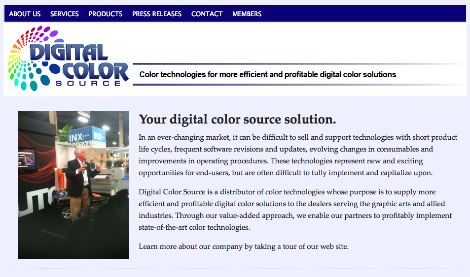 Image of Digital Color Source