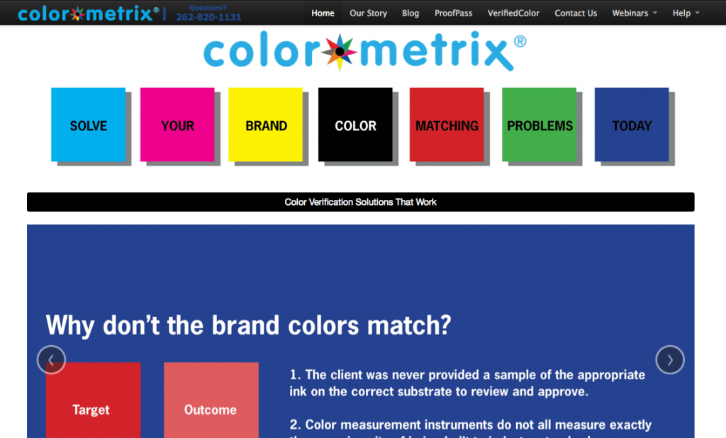 Image of ColorMetrix Technologies