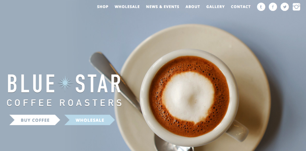 Image of Blue Star Coffee Roasters